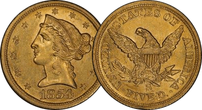 Coin Auction - Eugene Gold Buyers